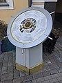 Captain wheel; Riga, Latvia; 02.10.19.jpg