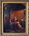 Carl Ludwig Friedrich Becker (1820-1900) attr., Ölgemälde, Die Wahrsagerin, D0048.jpg