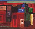 Carlos Botelho, Velho Casario, 1958, têmpera sobre tela, 46 x 55 cm.jpg