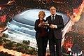Carmena reivindica el urbanismo de consenso en la presentación del nuevo Santiago Bernabéu 01.jpg