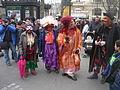 Carnaval des Femmes 2015 - P1360699 - Place du Châtelet (Paris).JPG