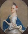 Caroline Louise, Margravine of Baden - Self-Portrait - Kunsthalle Karlsruhe.png