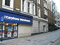 Carphone Warehouse in New Street - geograph.org.uk - 1021560.jpg