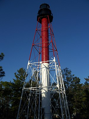 National Register of Historic Places listings in Franklin County, Florida - Image: Carrabelle lths 01