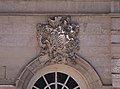 Cartouches as Keystone on the wing of the refectory 8.jpg