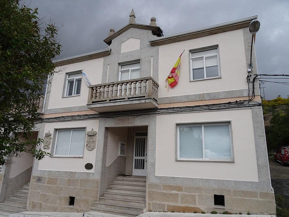 Casa concello Vilar de Barrio