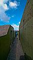 Casemate museum Kornwerderzand, Afsluitdijk (9788349963).jpg