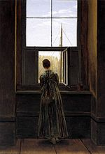 Caspar David Friedrich - Woman at a Window - WGA8268.jpg