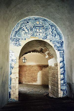Setúbal - Castelo de São Filipe