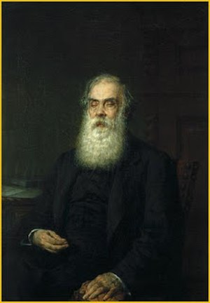 Miguel Ângelo Lupi - Portrait of António Feliciano de Castilho