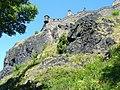 Castle Rock, Princes Street Gardens - geograph.org.uk - 1347921.jpg