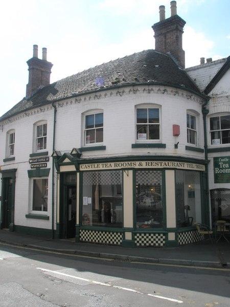 Tea Rooms East Cheshire