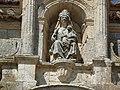 Castrojeriz (BURGOS) – Iglesia de Nuestra Señora del Manzano. 13.JPG