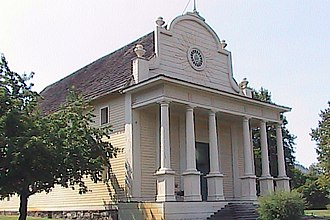 National Register of Historic Places listings in Idaho - Cataldo Mission in Kootenai County