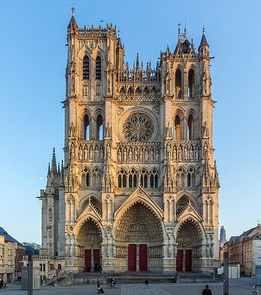 Cathédrale Notre-Dame d'Amiens-3420
