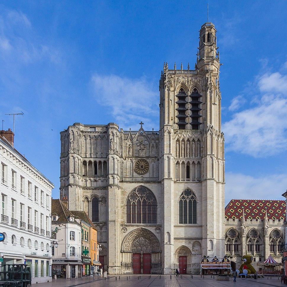 Cathédrale Saint-Ètienne, Sens-6998