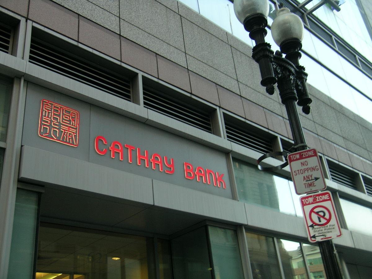 cathay bank wikipedia