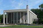 Cathedral of the Risen Christ (Lincoln, Nebraska) from SE 1.JPG