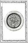 Catherine of Sweden (1448) grave drawing & family seal 1820 & 1879.jpg