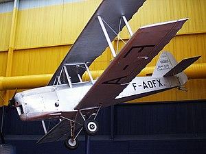 Caudron C.270 - Image: Caudron Luciole Le Bourget