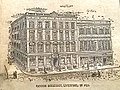 Caxton Buildings, Liverpool, 1859 , George Philip & Son Printing Works were situated here.jpg