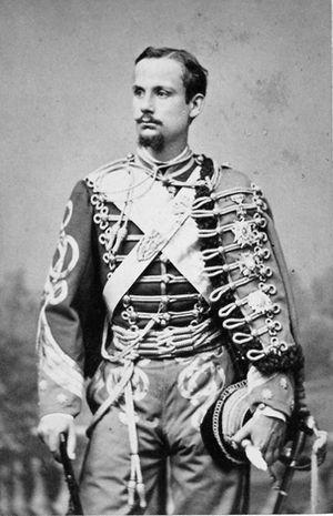 Prince Gaetan, Count of Girgenti