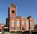 Cedar County, Nebraska courthouse from NW.JPG