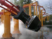 Iron Dragon Roller Coaster Wikipedia