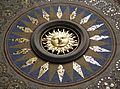 Ceiling detail of St Bernard's Well..jpg