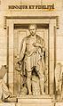 Cenotaph statue Eugene Beauharnais von Leuchtenberg church Saint Michael Munich.jpg