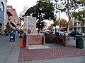 Center Street headhouse of Downtown Berkeley station, November 2018.JPG
