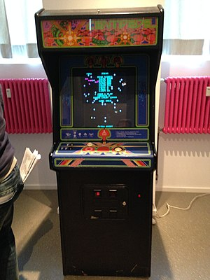 Centipede (video game) - Arcade machine