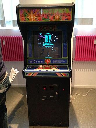 Centipede (video game) - Arcade machine