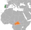 Central African Republic Portugal Locator.png