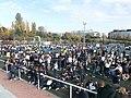 Cerca de 5000 escolares participan en la XIII edición del Cross Escolar de Hortaleza 02.jpg