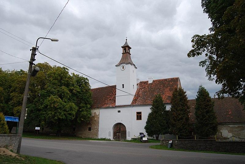 Cerhonice, kaple