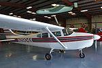 Cessna 182D Skylane 'N8904X' (26846299672).jpg