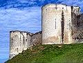 Château de Coucy, Flankierungstürme.jpg