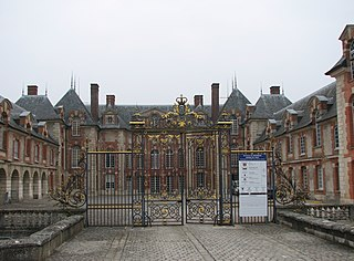Château de Grosbois castle