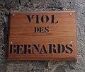 Châtillon-en-Diois - Viol des Bernards (plaque).jpg