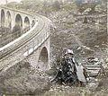 Chamonix - Accident du 25 août 1927 au viaduc du Montenvers.jpg