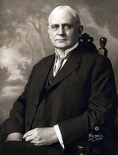 Champ Clark American politician
