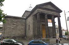 La chapelle de l'ancien hôpital général