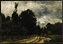 Charles François Daubigny - Road through the Forest - 90.200 - Museum of Fine Arts.jpg