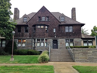 Charles Lang Freer - From humble beginnings in the Hudson Valley to the Charles Lang Freer house, Detroit, Michigan
