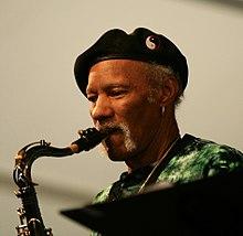 Charles Neville on Sax JazzFest 2011.jpg