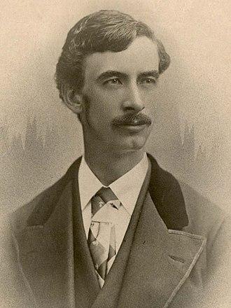 Charles W. Nibley - Charles W. Nibley 1873 (age 24)