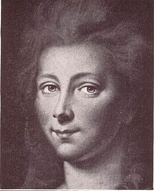 Countess Maria Louise Albertine of Leiningen-Falkenburg-Dagsburg - Image: Charlotte He Da Meck