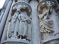 Chartres - cathédrale, transept nord (44).jpg