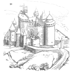 Ch teau de Bonaguil Wikipedia